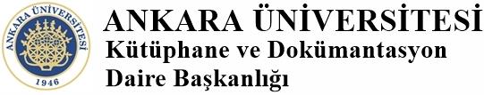 Kütüphane ve Dokümantasyon Daire Başkanlığı Logo